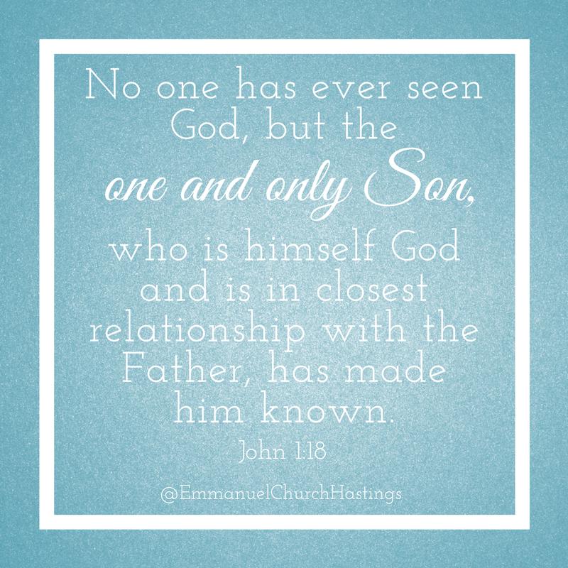 John 1:18
